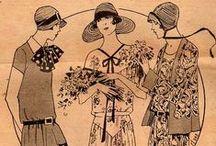 inspiration || 1920s