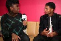 Celebrity Interviews / by Neffy Anderson