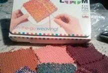 Zoom Loom / Making a square at a time Zooming along
