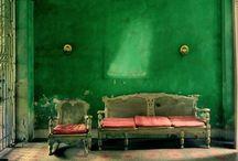 Salas•Living•Sofás / by Marcela LeFe