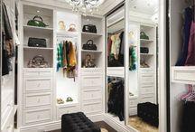 Walk in closet - Every girl's dream