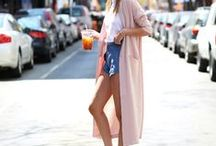 Pinspiration: Long Cardigans for Cool Girls