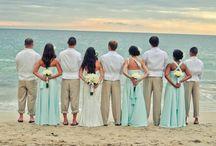 Beachy Wedding / by Megan VanHook