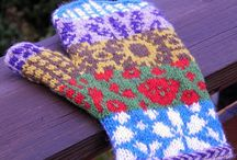 Knitting - Mittens
