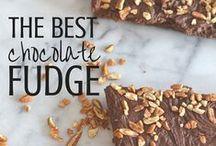 Candy + Fudge Recipes