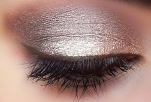 Beauty / Pretty manicures and makeup ideas