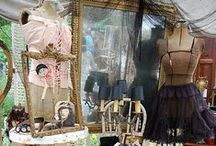 Vignettes / Store displays and home displays I love / by Tracey Parker