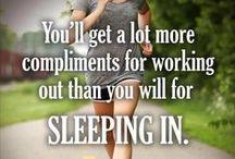 Fitness Motivation / by Christina