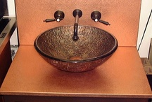 Bathroom Ideas / http://www.frigodesign.com/custom-bathrooms.html
