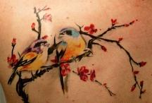 Tattoo Love / by Jennifer Brougham