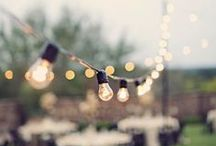 Wedding Ideas / inspirational ideas and images...