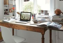 My Workspace / oh if I could start again...