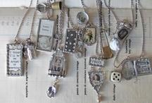 My soldered pendants