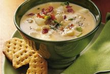 Food-Soups / by Kim S