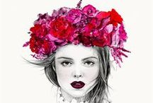 INSPIRE | Fashion Illustration
