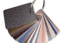Patterns & Finishes / We encourage you to request a free sample of the patterns and finishes you are interested in.
