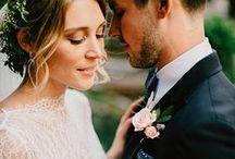 Wedding style ideas / wedding style envy