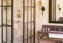 Dreamy Bathrooms / All the right elements to make the perfect bathroom!
