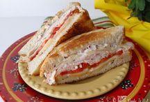 Sandwiches / by Kim S