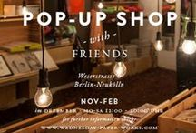 Shop/store fronts and interiors ideas / Gorgeous shops!
