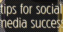Tips for Social Media Success