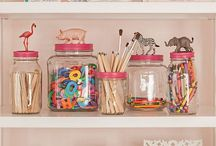 Being Organized & Thrifty