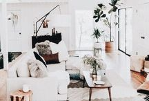 I N T E R I O R S / Interiors and home styling