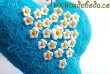 Especial bodas / My wedding! / Artesanías especiales para bodas / Special crafts for your wedding;) / by Artesanum Hecho a mano