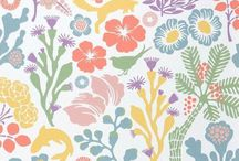 textures, patterns & prints