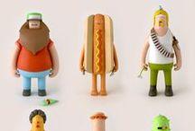design toys / juguetes de diseño