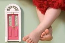 Kids ambience / Decoración, ambientación e ideas para niños. / by Silvia Aguilera