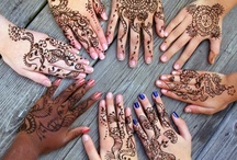 Henna Art / by Kerry Caine