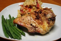 Favorite Poultry Recipes / I love chicken and now I have great new recipes to try! / by Sharon Roberts