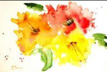 H2OColor Tutorials - Floral, Fruit, Still Life