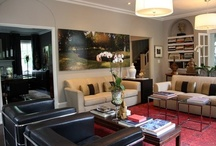 Interior Design Inspiration from Designers I Love / by Sharon Roberts