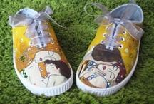Enamorados de Klimt / by Artesanum Hecho a mano