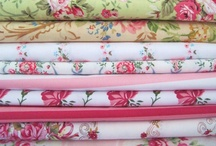 Fabric.....Beautiful Fabric & Paper / by Pamela Reinitz