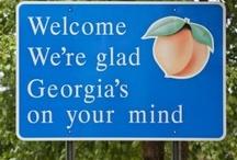 Georgia Dreamin' / by Pamela Reinitz