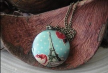 Paris, mon amour! / by Artesanum Hecho a mano