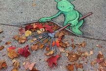 Art:  Street / by Peny Bagwell