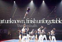 Cheer, cheer, cheer hard