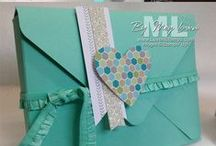 SU Envelope Punch Board / Carole Parsons, Stampin' Up! Demonstrator. http://www.stampinup.net/esuite/home/cparsons/