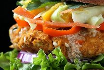 Healthy Veggie Burgers / by Karen Strauss