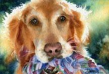 Fine Art - DOGS