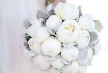 Wedding Bouquet Inspiration / Bridal bouquets, either brides whose weddings I have planned in Central Park, or other bouquets