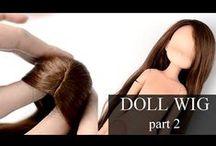 Doll Hair / by Like2makethings