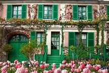 Giverny / by Catherine Wadhams