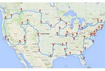 Road-trippin' / Road-trip & Day-trip Destinations / by Rhonda Carter
