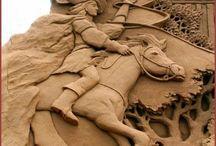 Art:  Sand / by Peny Bagwell