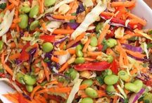 Cooking:  Veggies / by Peny Bagwell